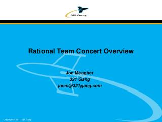 Rational Team Concert Overview