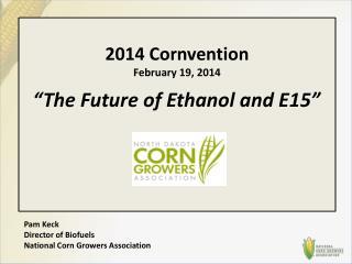 2014  Cornvention February 19, 2014