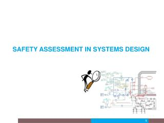 SAFETY ASSESSMENT  IN SYSTEMS DESIGN