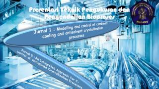 Presentasi Teknik Pengukuran dan Pengendalian Bioproses