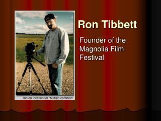 Ron Tibbett