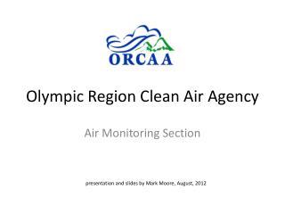 Olympic Region Clean Air Agency