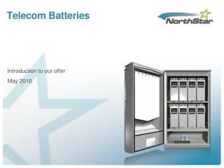 Telecom  Batteries