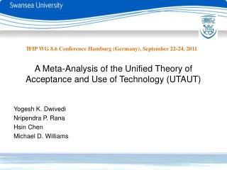A Meta-Analysis of the Unified Theory of Acceptance and Use of Technology (UTAUT)