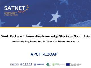 APCTT-ESCAP
