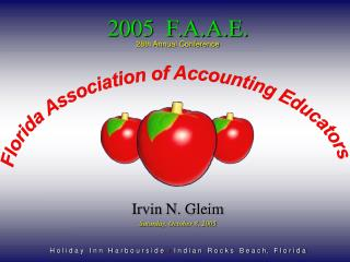 Florida Association of Accounting Educators