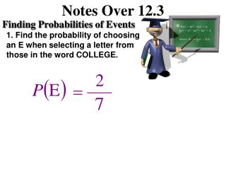 Notes Over 12.3
