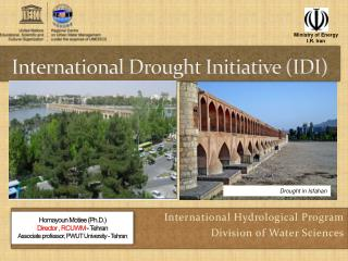 International Drought Initiative (IDI)