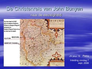 De Christenreis van John Bunyan