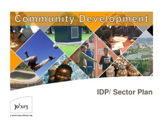 IDP/ Sector Plan