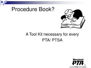 Procedure Book?