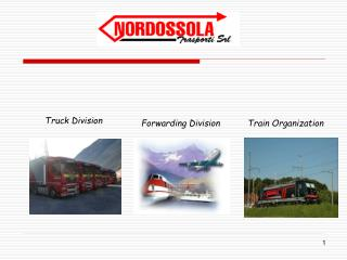 A Transport Company who transports Transporters