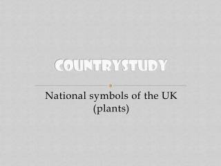 Countrystudy