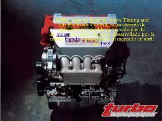 Motores v- tec