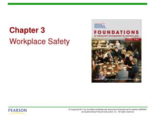 Chapter 3 Workplace Safety