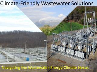 Climate-Friendly Wastewater Solutions