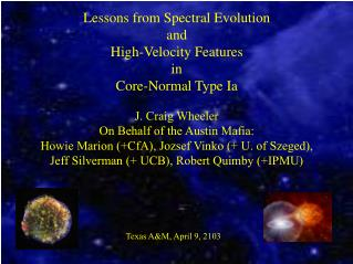 Lessons from Spectral Evolution  and  High-Velocity Features  in  Core-Normal Type Ia