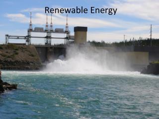 Renewab le  Energy