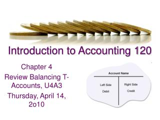 Introduction to Accounting 120