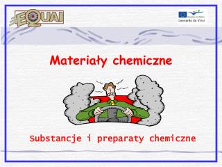 Materiały chemiczne