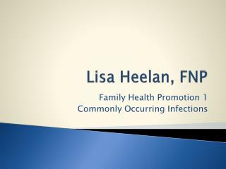 Lisa  Heelan , FNP
