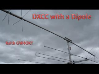 DXCC with a Dipole