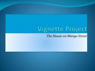 Vignette Project