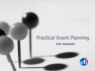 Practical Event Planning
