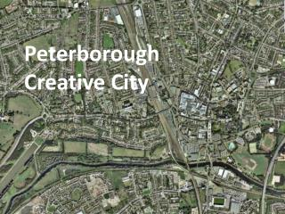Peterborough Creative City