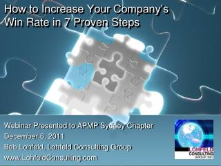 How to Increase Your Company's Win Rate in 7 Proven Steps