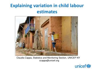 Explaining variation in child  labour  estimates