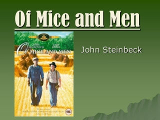 John Steinbeck and Mexico