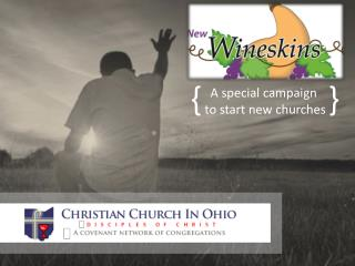 A special campaign  to start new churches