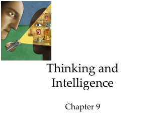 Chapter 9: Intelligence  Language