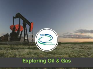 Exploring Oil & Gas