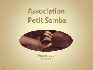 Association  Petit Samba