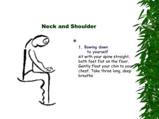 Neck and Shoulder