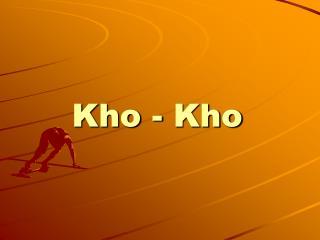 Kho - Kho