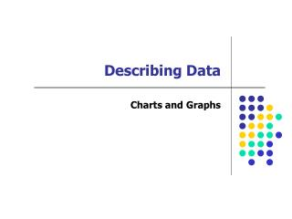 Describing Data