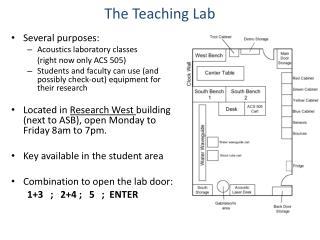 The Teaching Lab