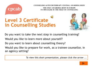 Learner s Personal Experience of a Peer-Counselling Training Programme