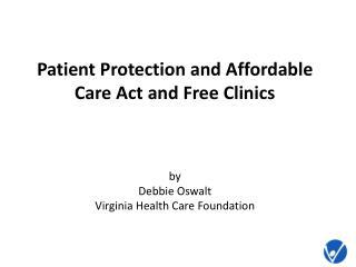 Over 1 Million Virginians Uninsured in 2010