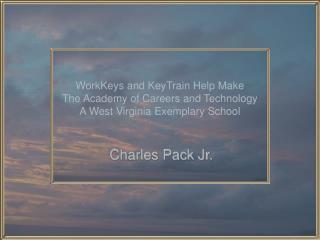 Charles Pack Jr.