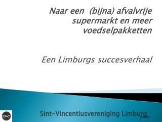 Sint-Vincentiusvereniging  Limburg