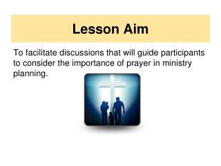 Lesson Aim