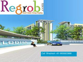 group rate on laodha aqua residential flats in dahiser mumba