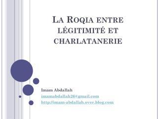 Imam Abdallah imamabdallah26@gmail imam-abdallah.over.blog