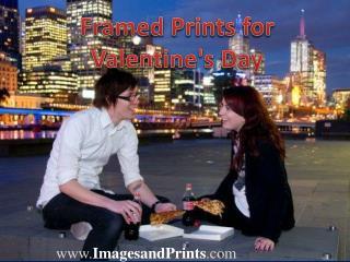 Framed Prints for Valentine's Day