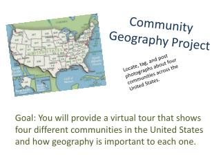Community Geography Project