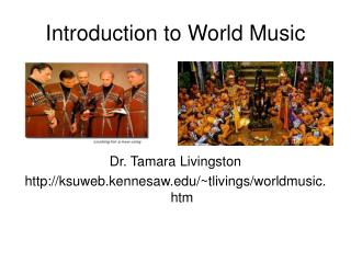 Introduction to World Music